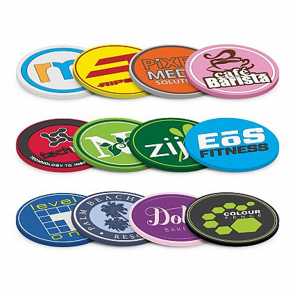 110538-0 set PVC Coasters