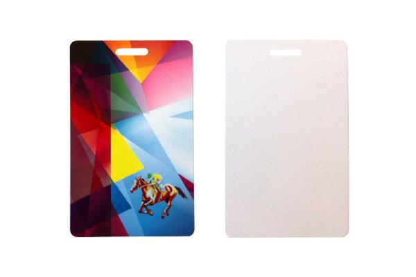 Plastic ID Card